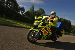 Blood Bikes Wales About